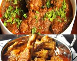 Hyderabadi Chicken And Shahi Chicken