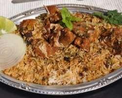Mutton Biryani, Beef Biryani, Gosht Rice