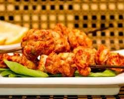 Fish Tikka - Fish Kabab And Fish BBQ