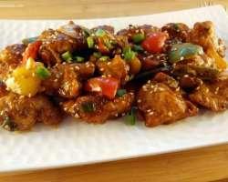 Chinese Beef Aur Gosht