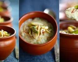 Kheer And Firni