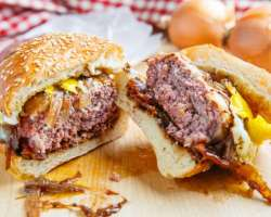 Mutton And Beef Burger And Sandwich Recipes