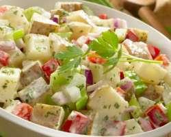 Aloo Ke Salad