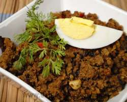 Mutton Keema And Beef Keema