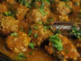 Chinese Chicken Kofta