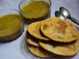 Meethay Aloo Ki Kachori