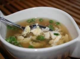 Chicken And Egg Soup