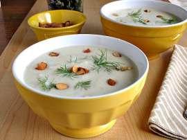 Badam Soup