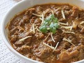 Mutton Dahi Karahi