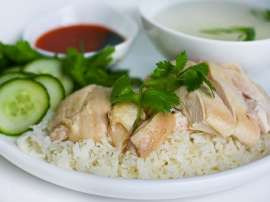 Tasty Rice With Chicken