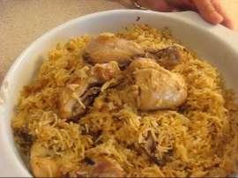 Chatpati Chatni Roast Pulao