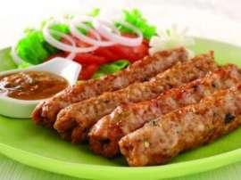 Meerut Ke Khaas Seekh Kabab