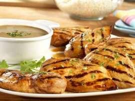 Broast With Chili Garlic Sauce