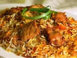 Easy Bombay Biryani
