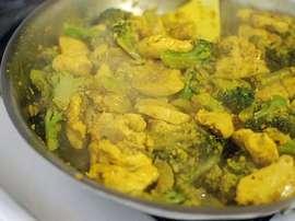 Haldi Chicken