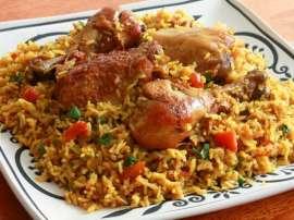 Chicken Macaroni Rice