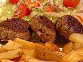 Rosemery Fish Kabab