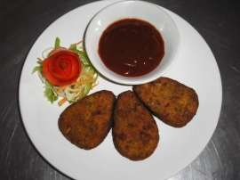 Thai Fish Cutlets