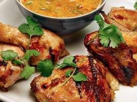 Thai Dry Chicken