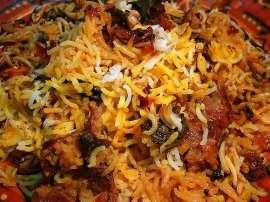 Sindhi Fish Korma