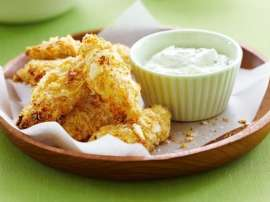 Lemon Chicken Nuggets