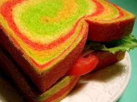 Colorful Sandwiches