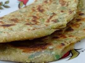 Punjabi Besan Ki Roti