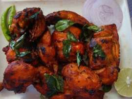 Chawali Chicken