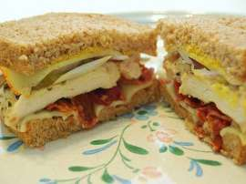 Chicken Sandwich Recipe In Urdu