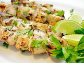 Chicken With Lime