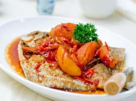 Fish With Soy Sauce