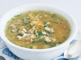 Healthy White Soup