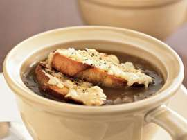 Healthy French Onion Soup