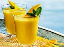 Mango Drink (squash)