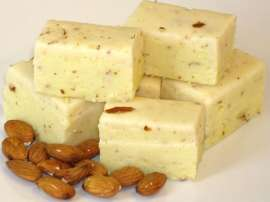 Barfi Sada Recipe In Urdu