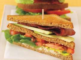 Easy Club Sandwich