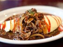 Gurda Omelette