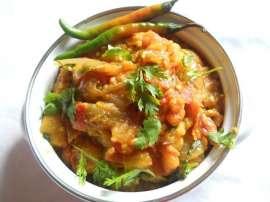 Tasty Baingan Ka Bharta