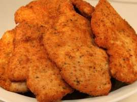 Deep Fry Chicken Cutlets