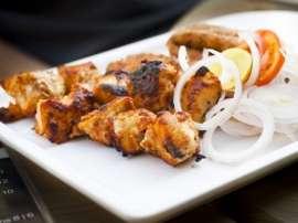Chicken Boti Kabab