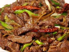 Beef And Chilli