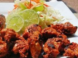 Barbecue Tikka Boti