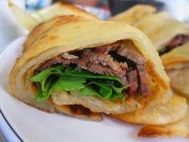 Besani Beef Roll