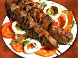 Mince Kebab