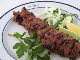 Beef Pasanda Kabab