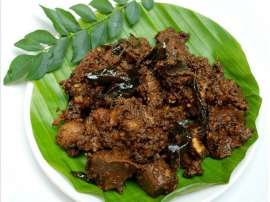 Astar Fried Mutton