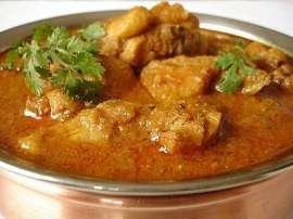 Tasty Bhuna Hua Korma