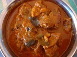 Masaledar Mutton Curry