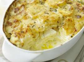 Potato Cheese Bake