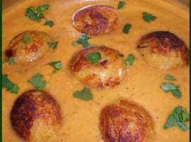 Punjabi Malai Kofta Curry